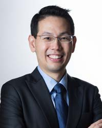 Dr Lim Yaozong Benji from Changi General Hospital