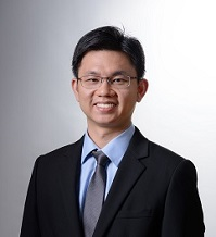 Dr Ng Chee Yong from Changi General Hospital