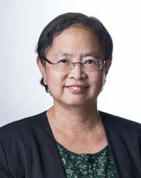 Dr Oh May Lin Helen from Changi General Hospital