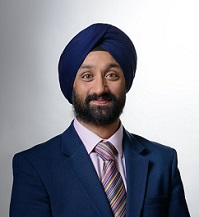 Dr Prit Anand Singh from Changi General Hospital
