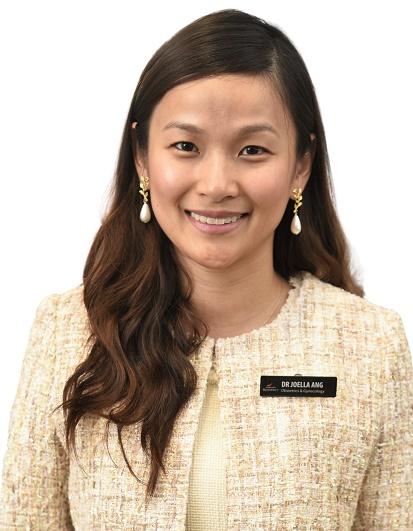 Dr Ang Xiaohong, Joella