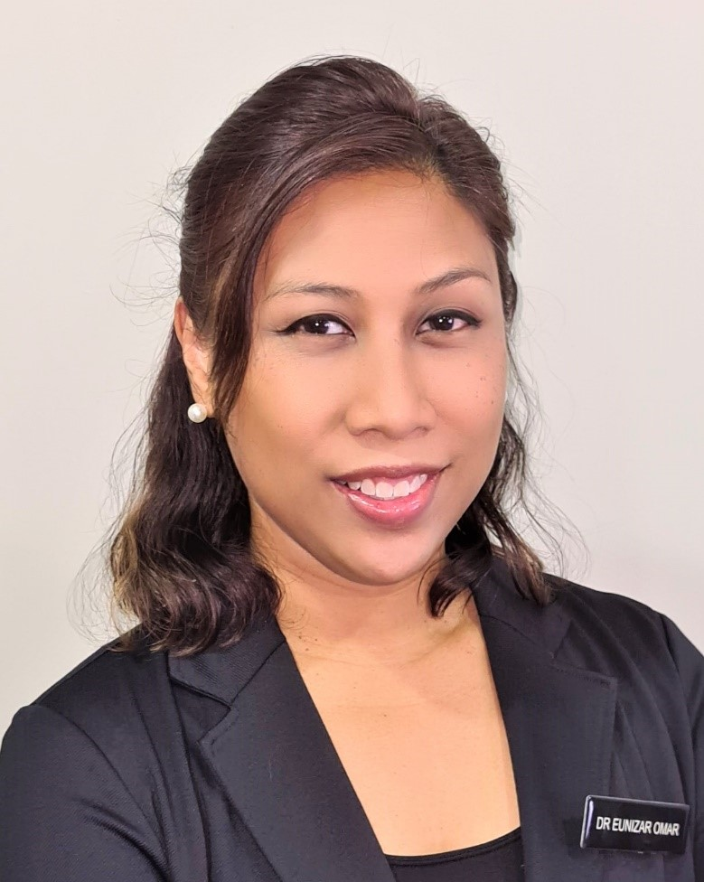 Dr Eunizar Binte Omar