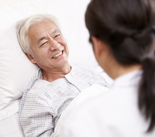 How to Communicate Better with Stroke Patients