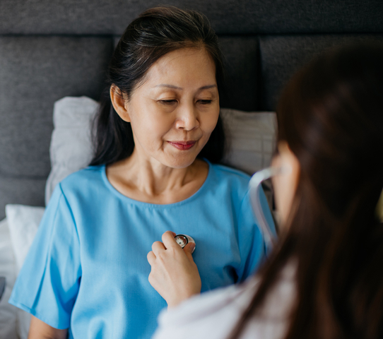 Caring for Patients with High Blood Pressure in the Lungs