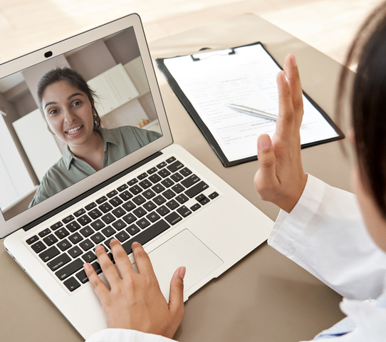 See You On Screen: Redefining Patient Care with Video Consultations